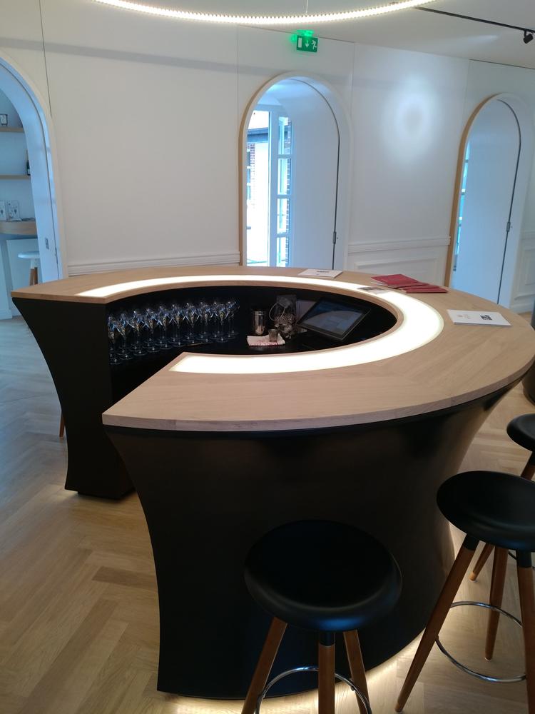 bar création meuble